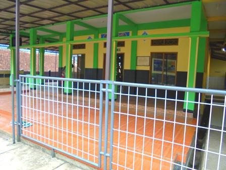 Masjid SMPN 1 Cilawu.