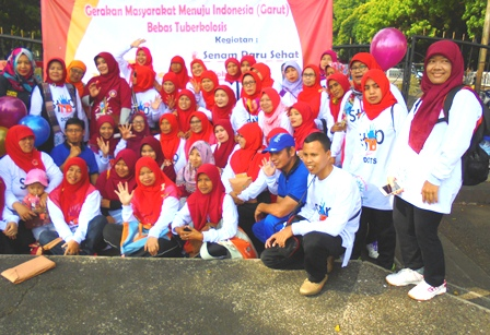 Soliditas Community TB-HIV Care 'Aisyiyah Kabupaten Garut.