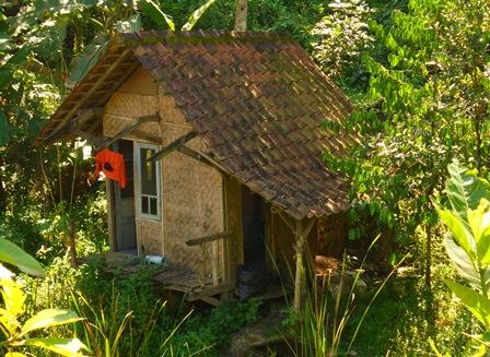 Rumah Tak Layak Huni di Garut Utara.