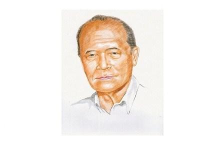 Profesor Ahmad Syafii Maarif. (Republika/Daan).