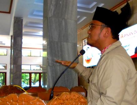 Dihadiri Ketua Umum PP Pemuda Muhammadiyah, Dahnil Anzar Simanjuntak, SE, ME.