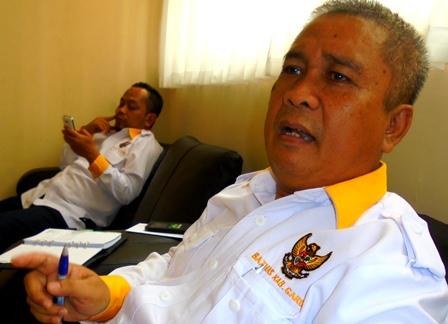 Ketua Baznas Kabupaten Garut.