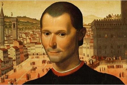 Niccolo Machiavelli. (barnesandnoble.com).