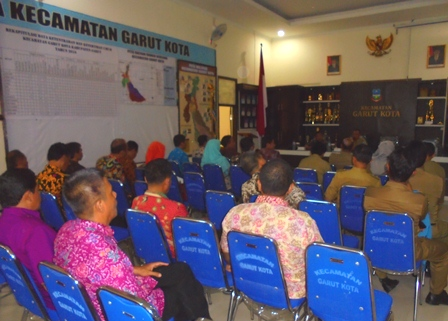 Dihadiri Para Camat se Kabupaten Grobogan, Jawa Tengah.
