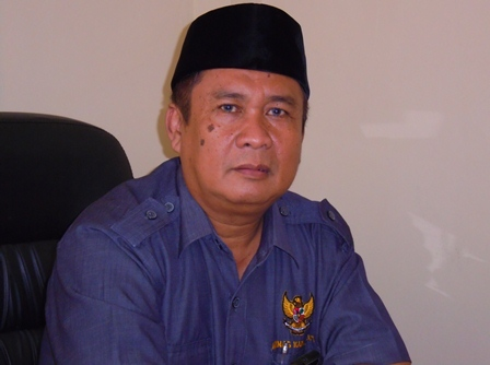 Ketua Baznas Kabupaten Garut Rd. Aas Kosasih, S.Ag., M.Si