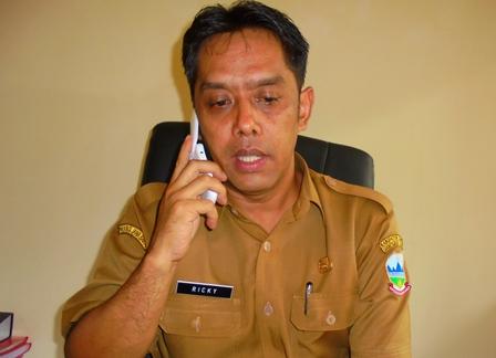 """Kepala Bidang Pengelolaan Informasi dan Kehumasan pada """"Dinas Komunikasi dan Informatika"""" (Diskominfo) Kabupaten Garut."""