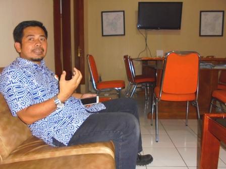 Asep Setiawan, S. Hut.