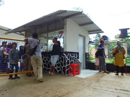 Kerap Pula Didatangi Wisatawan Mancanegara.