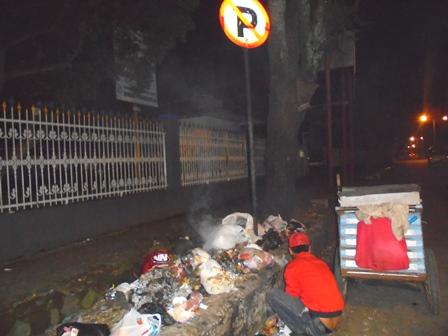 Kalangan Pemulung Sampah pun, Memerlukan Faktor K3.