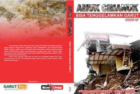 Ilustrasi, Menyajikan Info Berdasar Fakta yang Kredibel Mengenai Banjir Bandang Puncak Amuk Sungai Cimanuk.