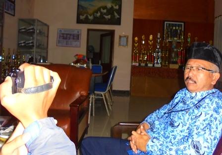 H. Ahmad Gunawan, BA, S.IP, MH