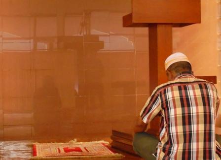 Khusus Berdoa Menunggu Berbuka Puasa.
