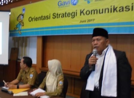 Ketua MUI Kabupaten Garut.