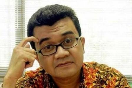Reza Indragiri Amriel. (NET Reza Indragiri Amriel).
