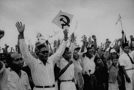 Kader Partai Komunis Indonesia (PKI). (Perpusnas).
