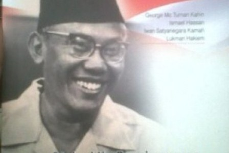 Sjafruddin Prawiranegara, Sang Penyelamat Republik.