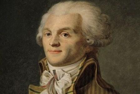 Robespierre: Kebajikan tanpa teror adalah kekonyolan.