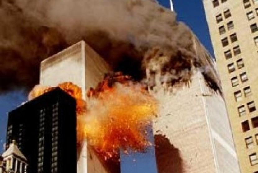Serangan teror 11/9: awal perang melawan terorisme. (dw-world).