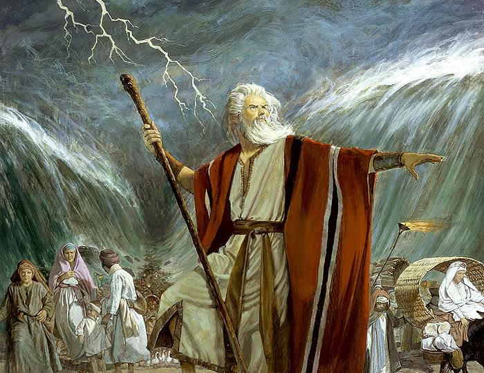 tongkat nabi musa ditemukan